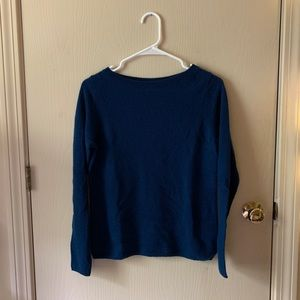 100% Cashmere Sweater by Adrienne Vittadini